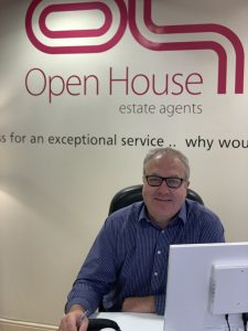Rob Cranwell, Director of Open House Estate Agents