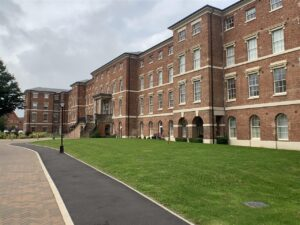 St Georges Mansions, Stafford